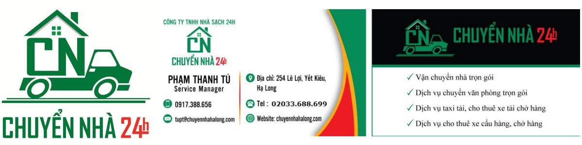 Dịch vụ chuyển nhà 24h Hạ Long