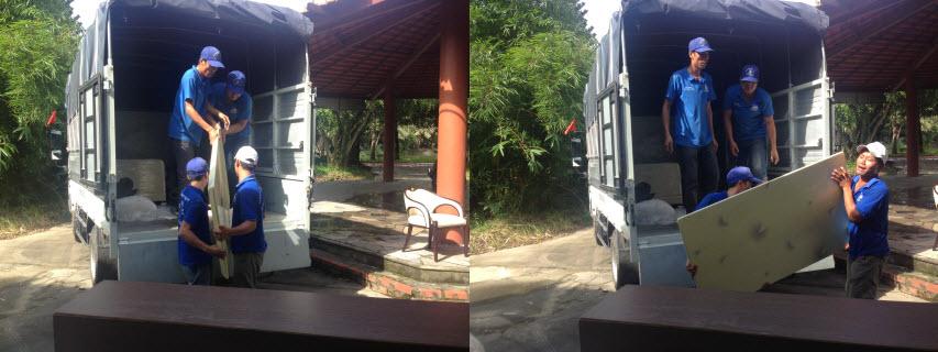 Chuyển nhà trọn gói Quảng Ninh