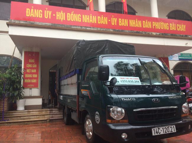 Dịch vụ cho thuê xe tải 2