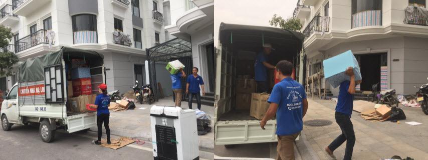 Dịch vụ dọn nhà trọn gói tại Quảng Ninh