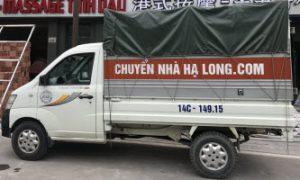 Kích thước thùng xe tải 700kg