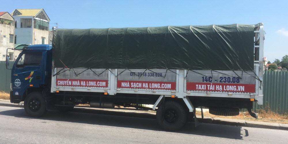 Taxi tải Quảng Ninh